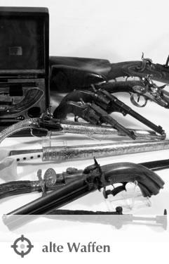 Kategorie alte Waffen