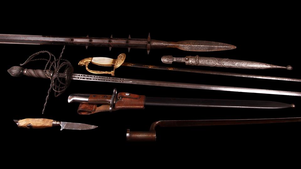 Antique Arms & Armour