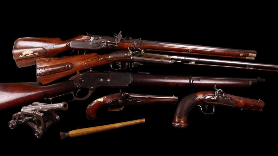 Feuerwaffen