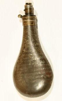 Pulverflasche, Eisen