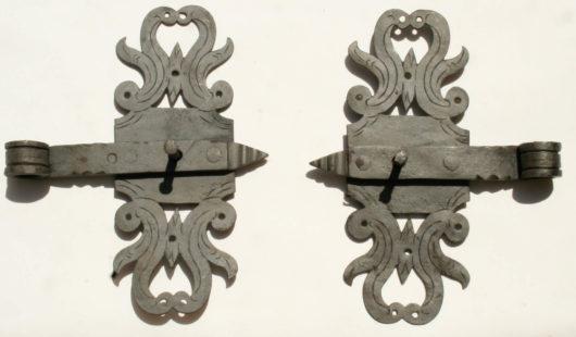 Paar Türbänder