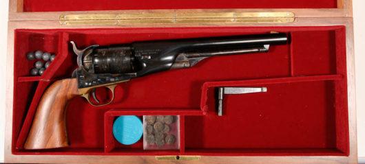Perkussionsrevolver Colt 1860