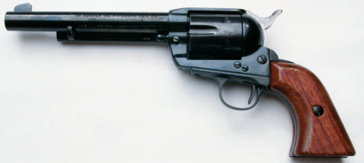 Revolver Frontier 6-Shooter