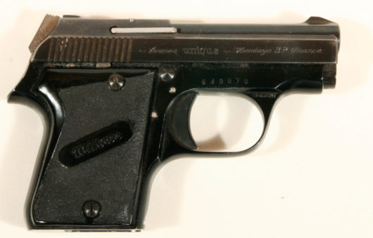 Pistole Mikros
