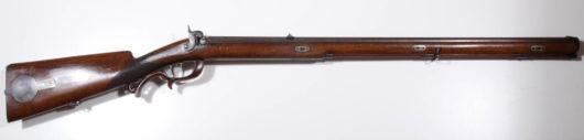 12750 - Perkussionsgewehr