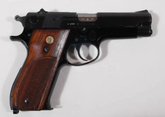 12836 - Pistole Smith & Wesson Mod. 39-2