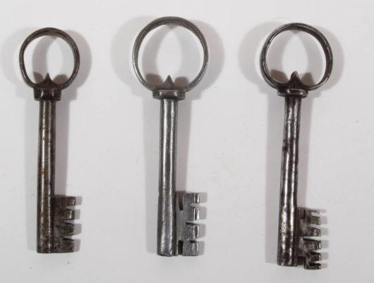 12901 - Barockschlüssel