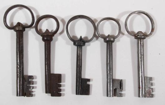 12902 - Barockschlüssel