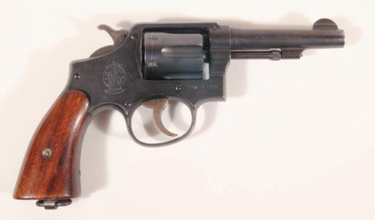 13031 - Revolver S+W Military & Police