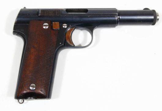 13894 - Selbstladepistole Mod.600/43