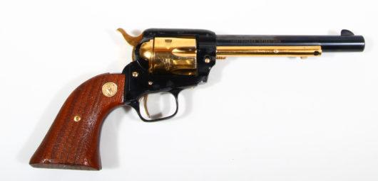 13199 - Revolver Colt Frontier Golden Spike