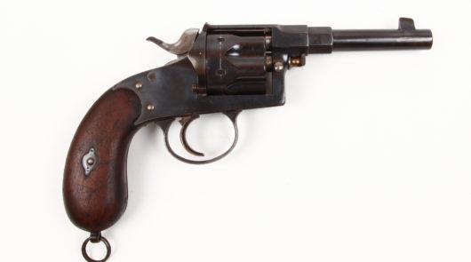 14754 - Reichsrevolver M83