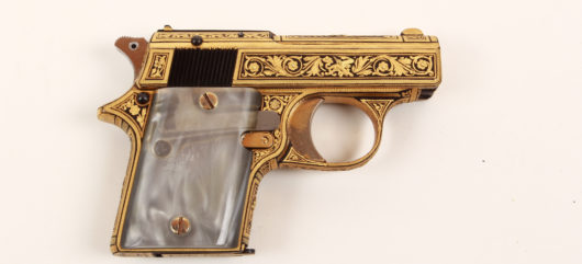 14768 - Luxus Taschenpistole Star Modell E