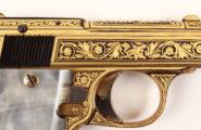 Luxus Taschenpistole Star Modell E