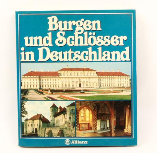 Antiquariat: Burgen und Schlösser in Deutschland