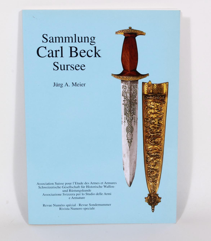 Antiquariat: Sammlung Carl Beck Sursee