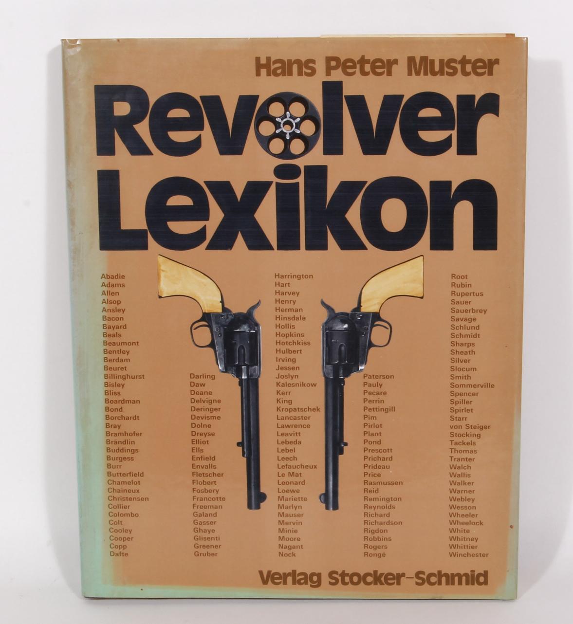 Antiquariat: Revolver Lexikon