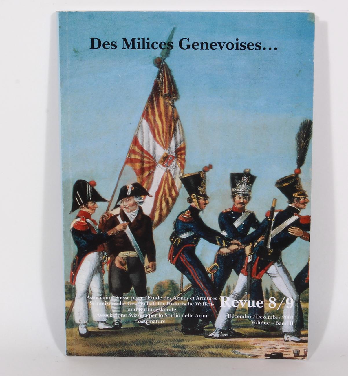 Antiquariat: Des Milices Genevoises