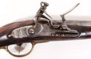 Steinschlosskavalleriepistole (Husaren) M1789