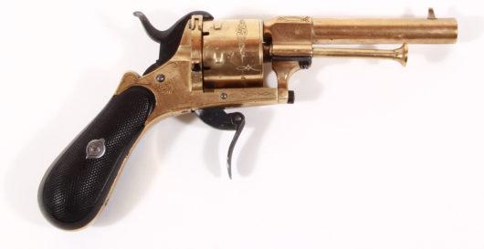 12703 - Lefaucheux Revolver