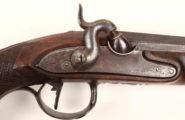 Pistolet des Gendarmes de  la Garde M 1814