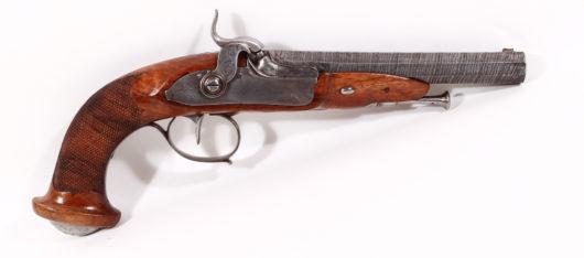 13574 - Perkussionspistole