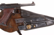 Selbstladepistole M40 Schweden
