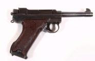 Selfloading Pistol M40 Sweden