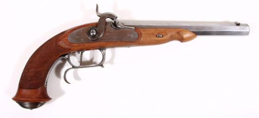 15165 - Perkussionspistole Replika Lepage