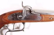 Perkussionspistole Replika Lepage