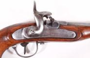 Perkussions- Ulanenpistole M 1870 Sachsen