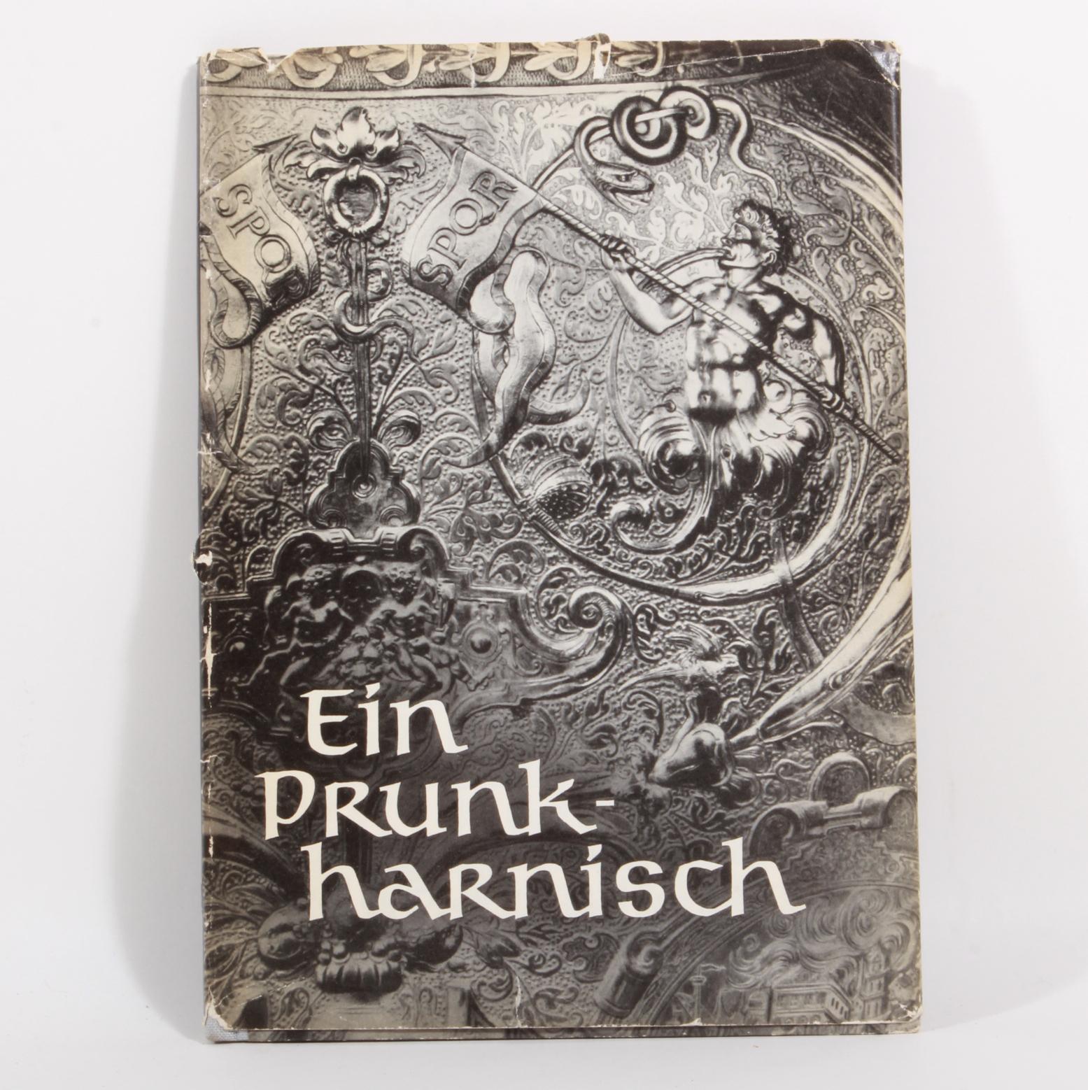 Ein Prunkharnisch