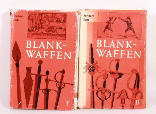 Blankwaffen Bd. I und II