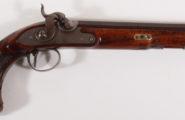 Perkussionspistole deutsch 1830