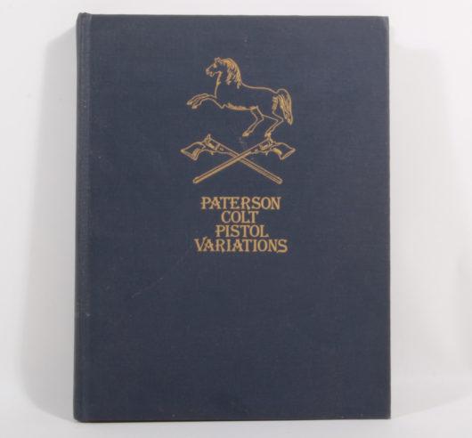 Patterson Colt Pistol Variations