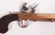 Steinschlosstaschenpistole