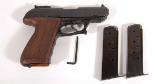 15274 - Selbstladepistole H&K P9S