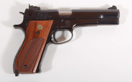 15275 - Selbstladepistole Smith & Wesson Mod. 52-2