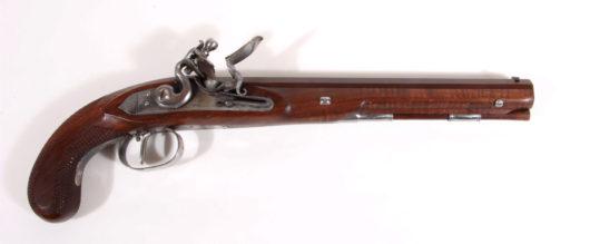 15284 - Steinschlosspistole Typ Manton
