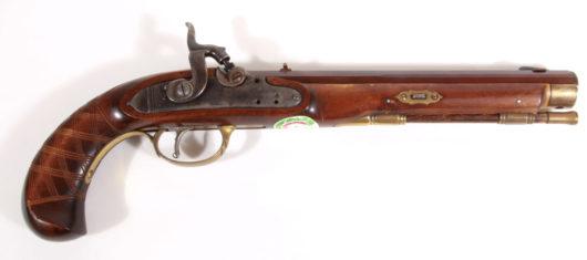 15287 - Perkussionspistole US Kentucky