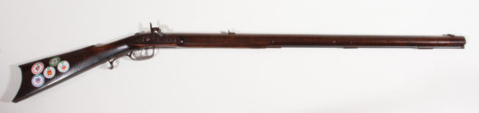 15293 - Perkussionsbüchse Tennessee Rifle
