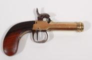 Perkussionstaschenpistole Lüttich 1840