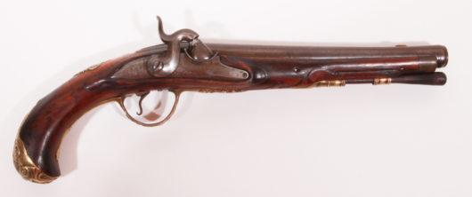 13548 - Perkussionspistole deutsch 1740/1840
