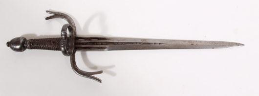 13951 - Linkhanddolch deutsch Ende 16.Jh.