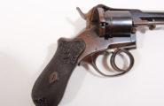 Lefaucheux Revolver, wohl deutsch, 1870