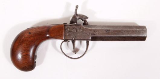 15328 - Perkussionstaschenpistole