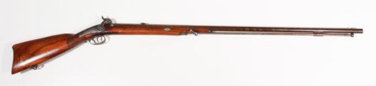 12842 - Perkussionsgewehr Schweiz