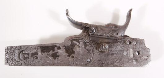 15072 - Rückschläger Perkussionsschloss