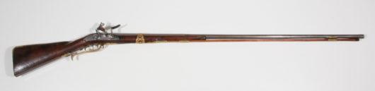 15503 - Luxuriöses Steinschlossgewehr Wien ca.1720