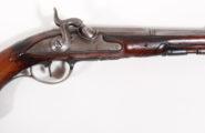 Perkussionspistole deutsch ca. 1780/1840